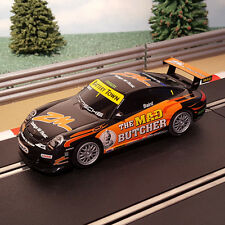 Scalextric coche digital 1:32 - Porsche 997 la Mad Butcher #1