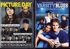 Picture Day (DVD, 2013) & Varsity Blues (DVD, 1999) - 2 Romantic Drama DVDs