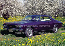 HOLDEN HQ MONARO GTS 2 DOOR A3 COLOUR POSTERS PICTURE PRINT PHOTO IMAGE
