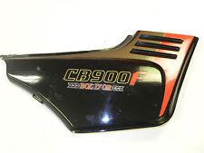 Couvercle latéral droit SIDE COVER righthonda CB900F CB 900 F occasion utilisé