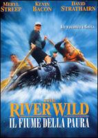 Dvd **THE RIVER WILD ~ IL FIUME DELLA PAURA** con M. Streep K. Bacon nuovo 1994