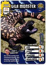 Gila Monster #46 Deadly 60 TCG Trade Card (C377)