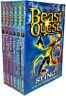 Beast Quest Series 3 The Dark Realm 6 Books Set (13 to 18)- Sting, Tusk, Kaymon