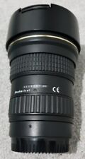 Tokina AT-X Pro FX 16-28mm f/2.8 Lens For Canon. Excellent lens