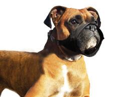 Karlie - Maulkorb Nylon Maulkörbe Hund 32cmx51 - 71cmx schwarz