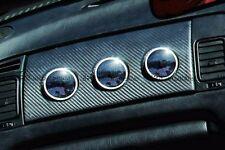 For Toyota MK4 Supra Carbon Fiber Glove Box Triple Gauge Pod(52mm) RHD Racing