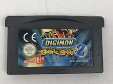Digimon Battle Spirit 2 Nintendo Gameboy Advance Game, GENUINE!