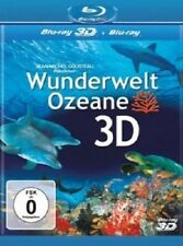 WUNDERWELT OZEANE (2D & 3D) IMAX -  BLU-RAY NEUWARE