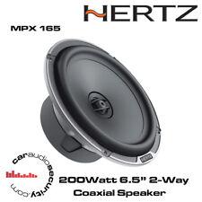 "Hertz Mille PRO MPX165 300 W 6.5"" 2-Way Set Altoparlante coassiale"
