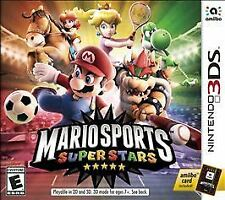 NEW! MARIO SPORTS SUPERSTARS (Nintendo 3DS, 2017) Brand New & Factory Sealed!