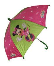 Parapluies rose pour fille de 2 à 16 ans
