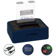 Dual-Ladegerät EN-EL23 für Nikon Coolpix P600, P610, P900, S810c