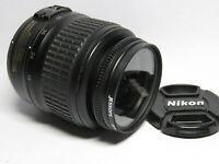 Nikon Nikkor DX AF-S 18-55mm f3.5-5.6 GII ED Auto Focus Lens