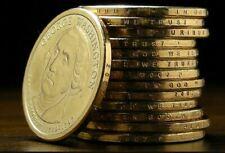 Etats -Unis - 3 pièces de $1 (un) dollar USA - Etat NEUF - Envoi Gratuit