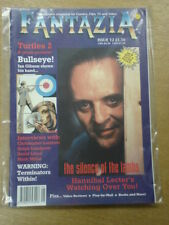 FANTAZIA #12 VF PEGASUS US MAGAZINE SILENCE OF THE LAMBS TURTLES