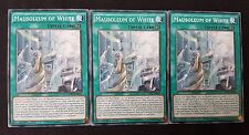 Yugioh - 3x Mausoleum Of White (Playset) (LDK2-ENK21) (Common) (1st Ed) (M/NM)