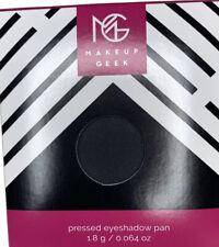 """NIP Makeup Geek Pressed Powder Single Shadow   """"Corrupt"""""""