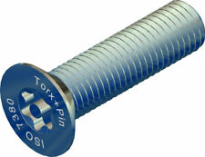 M5 Sicherheitsschrauben Torx+Pin ISO 7380 Senkkopf A2 V2A Rostfrei