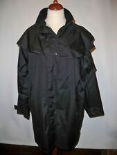 COUNTRY ESTATE  WINDSOR WATERPROOF  COAT  WITH CAPE  SIZE UK 20