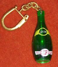 Porte-clés Key ring Mini bouteille PERRIER 45 mm haut Parfait état jamais sortie