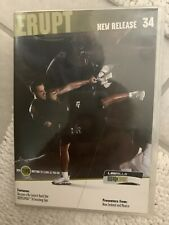 Les Mills Body Combat 34 Complete Release Dvd - Choreography Notes Incl Music Cd