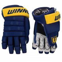 WINNWELL Classic 4-Roll Senior Ice Hockey Gloves