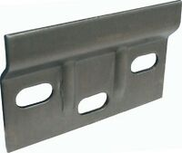 2pcs Kitchen Cabinet Hanging Bracket / Wall Mounting Cupboards Hanger Plate 63mm