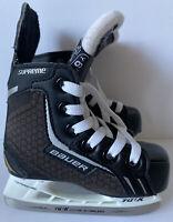 Bauer Supreme Ice Skates Youth Size Y 6 R Y6R Y6 Lightspeed Pro TUUK Boys Girls