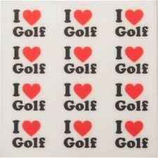 GolfDotz...EZ ID for Golf balls: I LOVE GOLF (24)