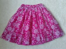 Girls THE CHILDREN'S PLACE Pink Floral Tulle Skirt Size 7-8 EUC!!