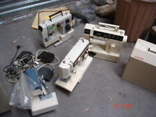 Vintage collection x7 --Sewing Machines  -- not tested