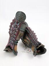 Hot Toys AC01 Alien vs. Predator: SAMURAI PREDATOR Figure 1/6th Scale LEG ARMOR