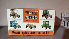 Vintage 1952 kit Gowland Highway Pioneers 1908 Buick 1:32 UN BUILT unbuilt MINT