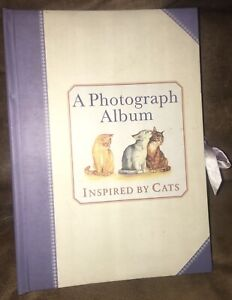 A Photograph Album Inspired By Cats