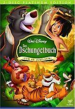 Das Dschungelbuch (Platinum Edition) [Special Edition] [2... | DVD | Zustand gut