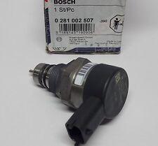 Genuine Bosch 0281002507 Pressure control valve Regulator / DRV / Solenoid New
