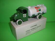CASTROL MOTOR OIL 1926 MACK TANKER DELIVERY TRUCK DIECAST