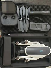 GoPro Karma Drone w gymbal stabilizer remote 2 batteries case NO charger camera