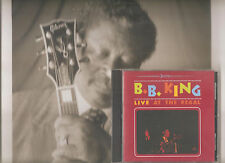 "B.B. KING ""Live At The Regal"" CD sealed + Print"