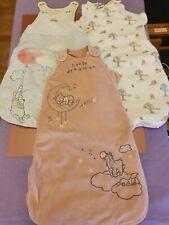 Baby Sleep Bags 0-6 Mths winnie pooh x 3