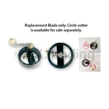 1pc Replacement Blade. Simple Adjustable Circle Cutter. Button Maker Badge Maker