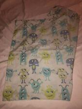 Childrens Full Size All Over Print Alien Sheet Set  Bedding Decor