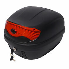 Citi Motorcycle Motorbike Luggage Helmet Scooter Top Box Case 28 Litre - SALE