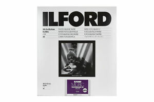 Ilford Multigrade RC Deluxe Pearl 8x10 inches 25 sheets Photographic Paper
