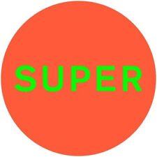PET SHOP BOYS - SUPER (COLOURED VINYL/GATEFOLD/MP3)  VINYL LP + MP3 NEW!