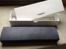 LONGINES box SCATOLA difetti