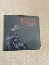 ROR ROCK O RAMA ISD REBELLES USA BED LIMITED TO ONLY 250 COPIES BLACK LP VINYL