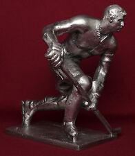 RARE Russian Soviet propaganda Sport ICE HOCKEY sculpture statue bust USSR 1960s