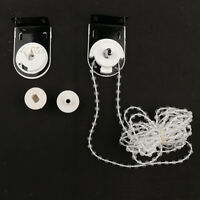 Plastic Roller Blind Shade Clutch Bracket Chain Repair Kit For 38mm