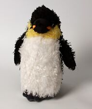 Iceberg Penguin Plush Princess Soft Toys Curly Soft Fur 9 Inches